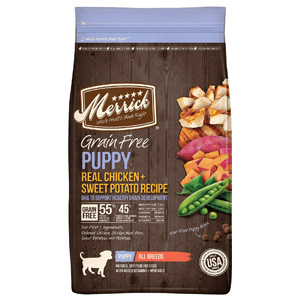 Product image of Merrick Puppy Real Chicken