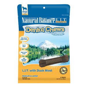 Product image of Natural Balance Dental Chews