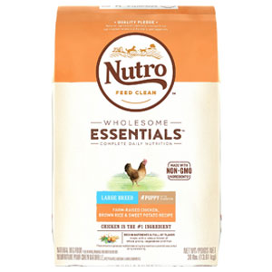 Product image of Nutro Large Breed Puppy
