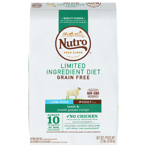 Product image of Nutro Limited Ingredient Diet No Chicken