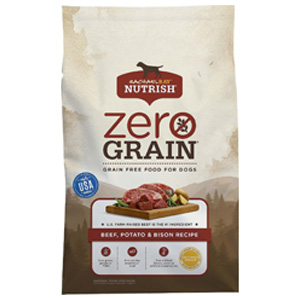 Product image of Rachael Ray Nutrish Zero Grain Beef Potato Bison