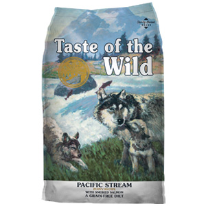 Product image of Taste of the Wild Pacific Stream Puppy Formula