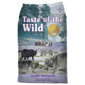 Product image of Taste of the Wild Sierra Mountain