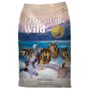 Product image of Taste of the Wild Wetlands Canine recipe