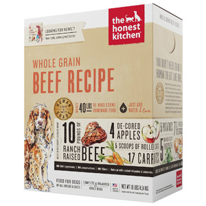 Product image of The Honest Kitchen Beef Recipe