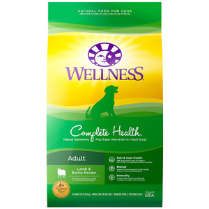 Product image of Wellness Complete Health Lamb and Barley Recipe