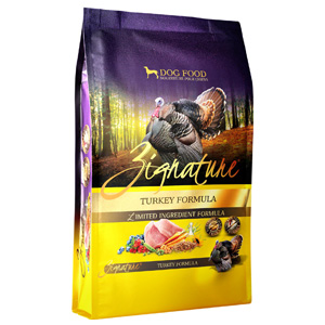 Product image of Zignature Turkey Formula