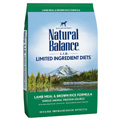 Small Product image of Natural Balance Lamb Meal and Brown Rice Formula