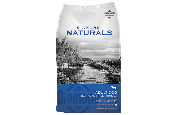 Big image of Diamond Naturals Beef Meal & Rice