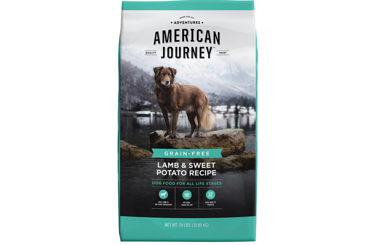 Image of American Journey Lamb & Sweet Potato Big