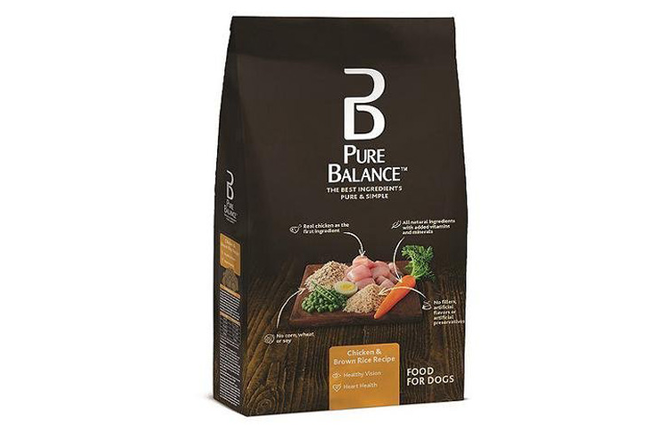 Image of Pure Balance Chicken and Brown Rice Review
