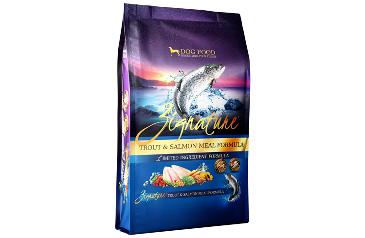Image of Zignature Trout & Salmon Meal Big
