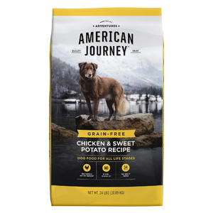 Product image of American Journey Chicken & Sweet Potato