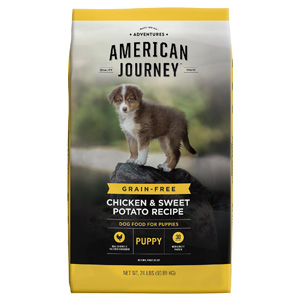 Product image of American Journey Puppy Chicken and Sweet Potato