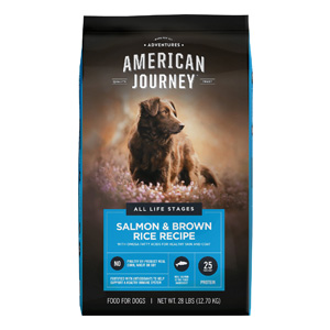 Product image of American Journey Salmon and Brown Rice