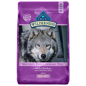 Product image of Blue Buffalo Wilderness Small Bite