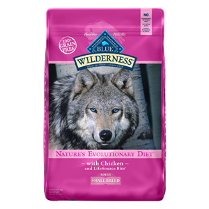 Product image of Blue Buffalo Wilderness Small Breed With Chicken