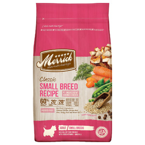 Product image of Merrick Small Breed Recipe Adult