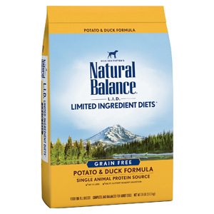 Product image of Natural Balance Potato and Duck