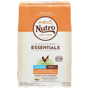 Product image of Nutro Wholesome Essentials Large Breed Adult