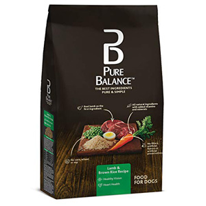 Product image of Pure Balance Lamb & Brown Rice