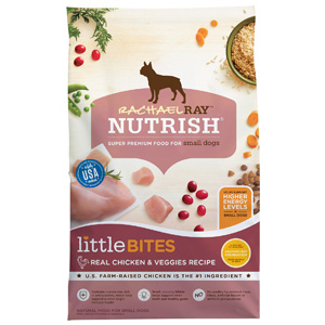 Product image of Rachael Ray Nutrish Little bites Real Chicken
