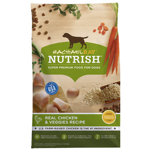 Product image of Rachael Ray Nutrish Natural Chicken & Veggies