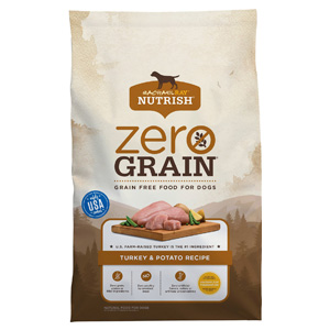 Product image of Rachael Ray Nutrish Zero Grain Turkey