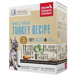 Product image of The Honest Kitchen Turkey Recipe
