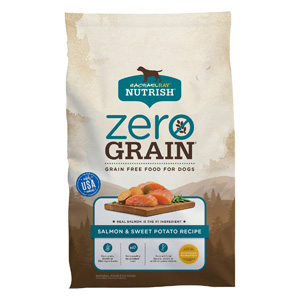 Product image of The Zero Grain Salmon and Sweet Potato