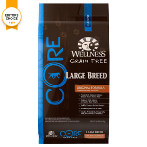 Product image of Wellness CORE Large Breed editors choice