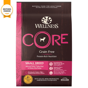 Product image of Wellness CORE Small Breed Grain Free