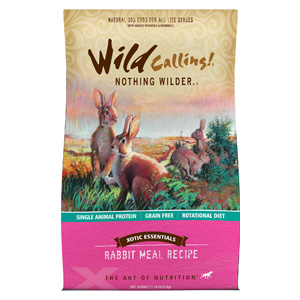 Product image of Wild Calling Rabbit meal