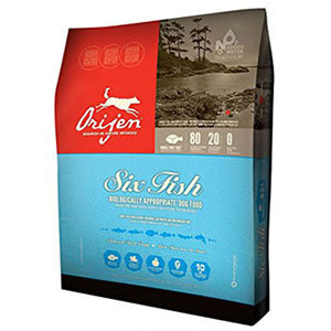 product image of Orijen Six Fish Dry formula