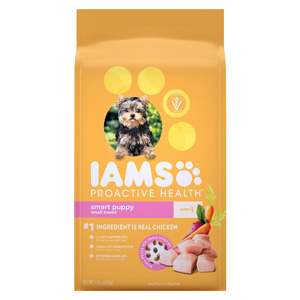 Product image of Iams ProActive Smart Puppy Small Breed