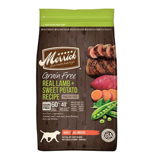 Product image of Merrick Real Lamb