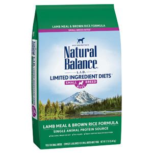 Product image of Natural Balance Small Breed Lamb Meal