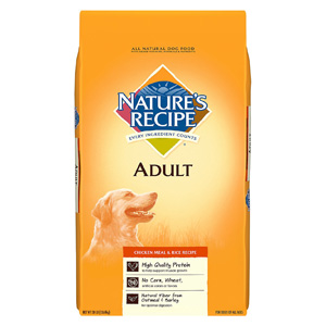 Product image of Natures Recipe Adult Chicken & Rice