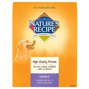 Product image of Natures Recipe Adult
