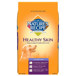 Product image of Natures Recipe Healthy Skin Vegetarian