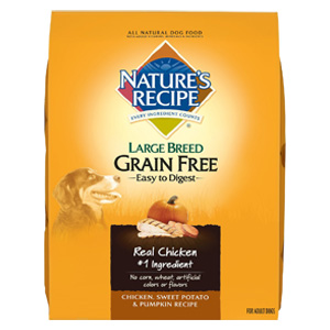 Product image of Natures Recipe Large Breed