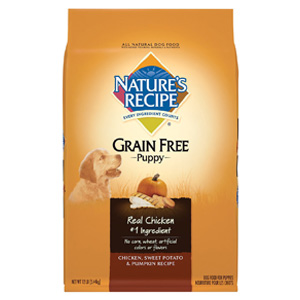 Product image of Natures Recipe Puppy