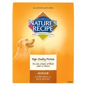 Product image of Natures Recipe Senior
