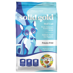 Product image of Solid Gold Wolf Cub