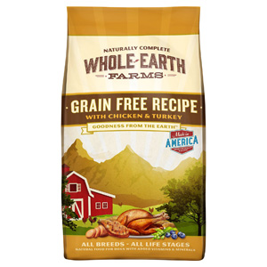 Product image of Whole Earth Farms Chicken and Turkey