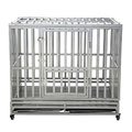 small product image of LUCKUP Heavy Duty Dog Crate